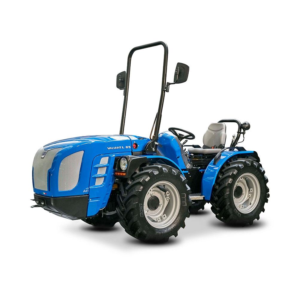 Tractor BCS Valiant L65 AR articulat 56 CP